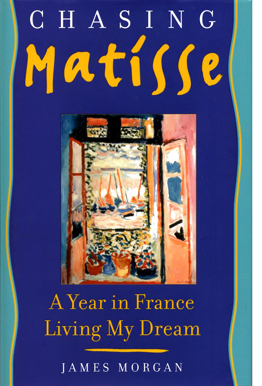 Chasing Matisse Book Cover